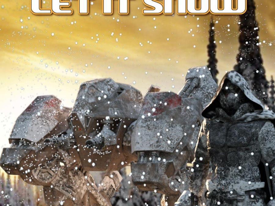 DA Let It Snow Tutorial