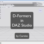 D-Formers in DAZ Studio