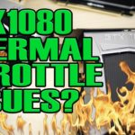 Does the GTX 1080 Thermal Throttle?