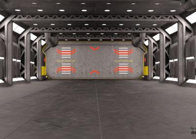 Prometheus - Airlock-Garage Module - 03